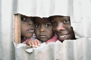 children, child, Kenya, corrugated, iron, shanty, slum , township, Kibera, art, gallery, photography, photographic, socio-documentary, poor, poverty, print, prints,